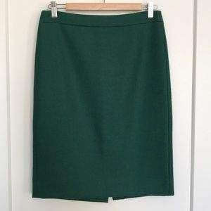 Stunning J Crew No 2 Pencil Skirt